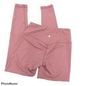 90° Degree Reflex Mauve Pink Ankle 7/8 Leggings S